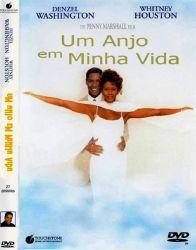 DVD UM ANJO EM MINHA VIDA - DENZEL WASHINGTON