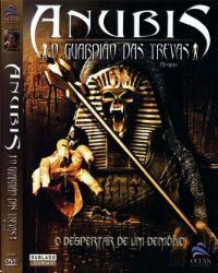 DVD ANUBIS - O GUARDIAO DAS TREVAS