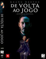 DVD DE VOLTA AO JOGO - KEANU REEVES