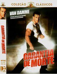 DVD GARANTIA DE MORTE - JEAN-CLAUDE VAN DAMME