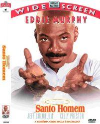 DVD SANTO HOMEM - EDDIE MURPHY