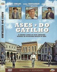 DVD ASES DO GATILHO - 1954