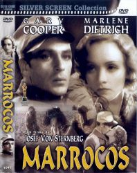 DVD MARROCOS - GARY COOPER
