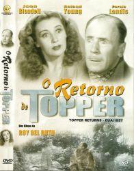 DVD O RETORNO DE TOPPER - 1941