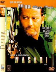 DVD WASABI - JEAN RENO