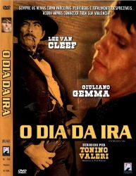 DVD O DIA DA IRA - LEE VAN CLEEF