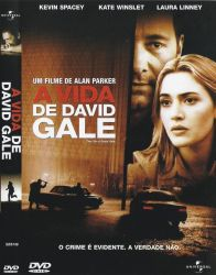 DVD A VIDA DE DAVID GALE - KEVIN SPACEY