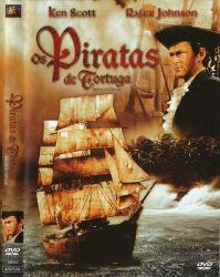 DVD OS PIRATAS DE TORTUGA