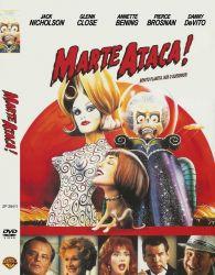 DVD MARTE ATACA!  -  JACK NICHOLSON