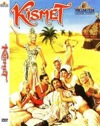 DVD KISMET - UM ESTRANHO NO PARAISO - 1955