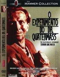 DVD O EXPERIMENTO DO DR QUATERMASS - 1955