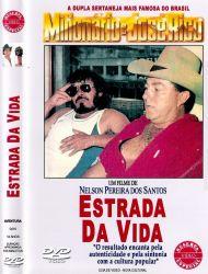 DVD ESTRADA DA VIDA - MILIONARIO e JOSE RICO - 1980