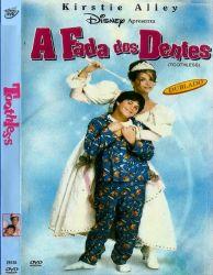 DVD A FADA DOS DENTES - KIRSTIE ALLEY - 1998