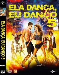 DVD ELA DANÇA EU DANÇO - 5