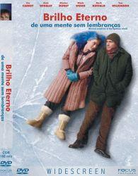 DVD BRILHO ETERNO - JIM CARREY