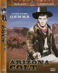 DVD ARIZONA COLT - GIULIANO GEMMA