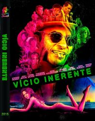 DVD VICIO INERENTE - JOAQUIN PHOENIX
