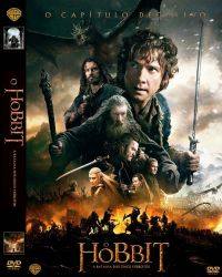 DVD O HOBBIT - A BATALHA DOS CINCO EXERCITOS