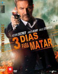 DVD 3 DIAS PARA MATAR - KEVIN COSTNER
