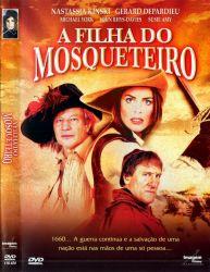 DVD A FILHA DO MOSQUETEIRO