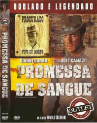 DVD PROMESSA DE SANGUE - 1967