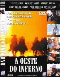 DVD A OESTE DO INFERNO - VINCE VAUGHN