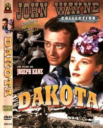 DVD DAKOTA - JOHN WAYNE