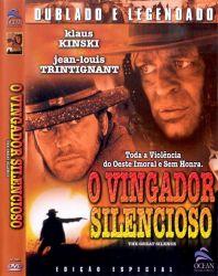 DVD O VINGADOR SILENCIOSO - FAROESTE