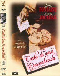DVD CARTA DE UMA DESCONHECIDA - 1948