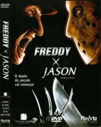 DVD FREDDY VS  JASON
