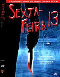DVD SEXTA-FEIRA 13