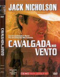 DVD CAVALGADA NO VENTO - JACK NICHOLSON