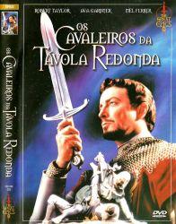 DVD OS CAVALEIROS DA TAVOLA REDONDA - LEGENDADO