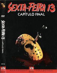DVD SEXTA FEIRA 13 CAPITULO FINAL