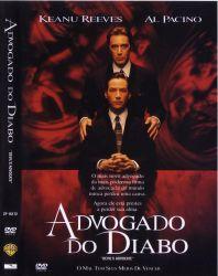 DVD ADVOGADO DO DIABO - AL PACINO