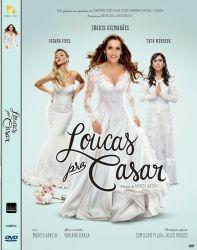 DVD LOUCAS PRA CASAR - INGRID GUIMARAES