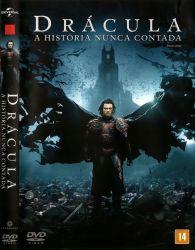 DVD DRACULA - A HISTORIA NUNCA CONTADA
