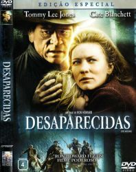 DVD DESAPARECIDAS - TOMMY LEE JONES