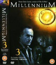 DVD MILLENNIUM - 3 TEMP - 6 DVDs