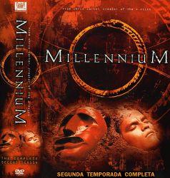 DVD MILLENNIUM - 2 TEMP - 6 DVDs