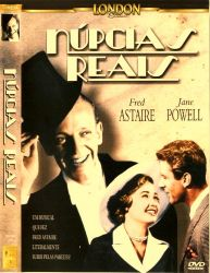 DVD NUPCIAS REAIS - FRED ASTAIRE - 1951