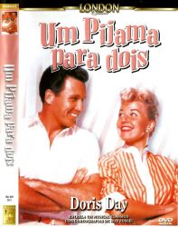 DVD UM PIJAMA PARA DOIS - DORIS DAY