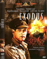 DVD EXODUS - PAUL NEWMAN