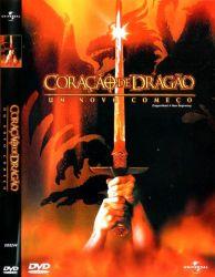 DVD CORAÇAO DE DRAGAO - UM NOVO COMEÇO