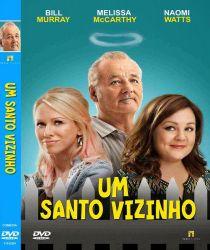 DVD UM SANTO VIZINHO - BILL MURRAY