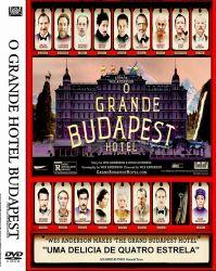 DVD O GRANDE HOTEL BUDAPEST - RALPH FIENNES