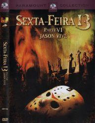 DVD SEXTA FEIRA 13 PARTE 6