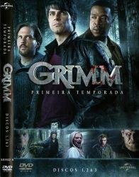 DVD GRIMM - 1 TEMP - 5 DVDs