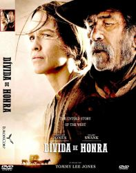 DVD DIVIDA DE HONRA - TOMMY LEE JONES