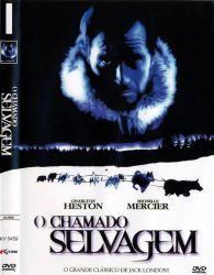 DVD O CHAMADO SELVAGEM - CHARLTON HESTON